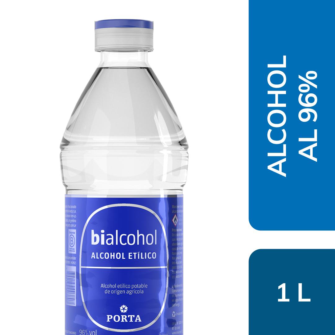 Alcohol al 96% 1000mls