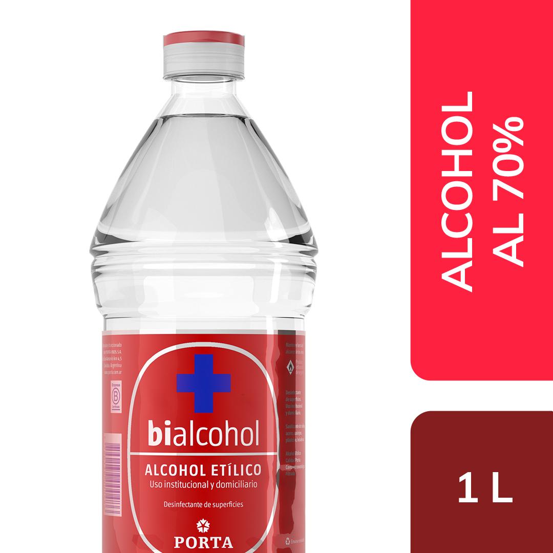 Alcohol al 70% 1000mls