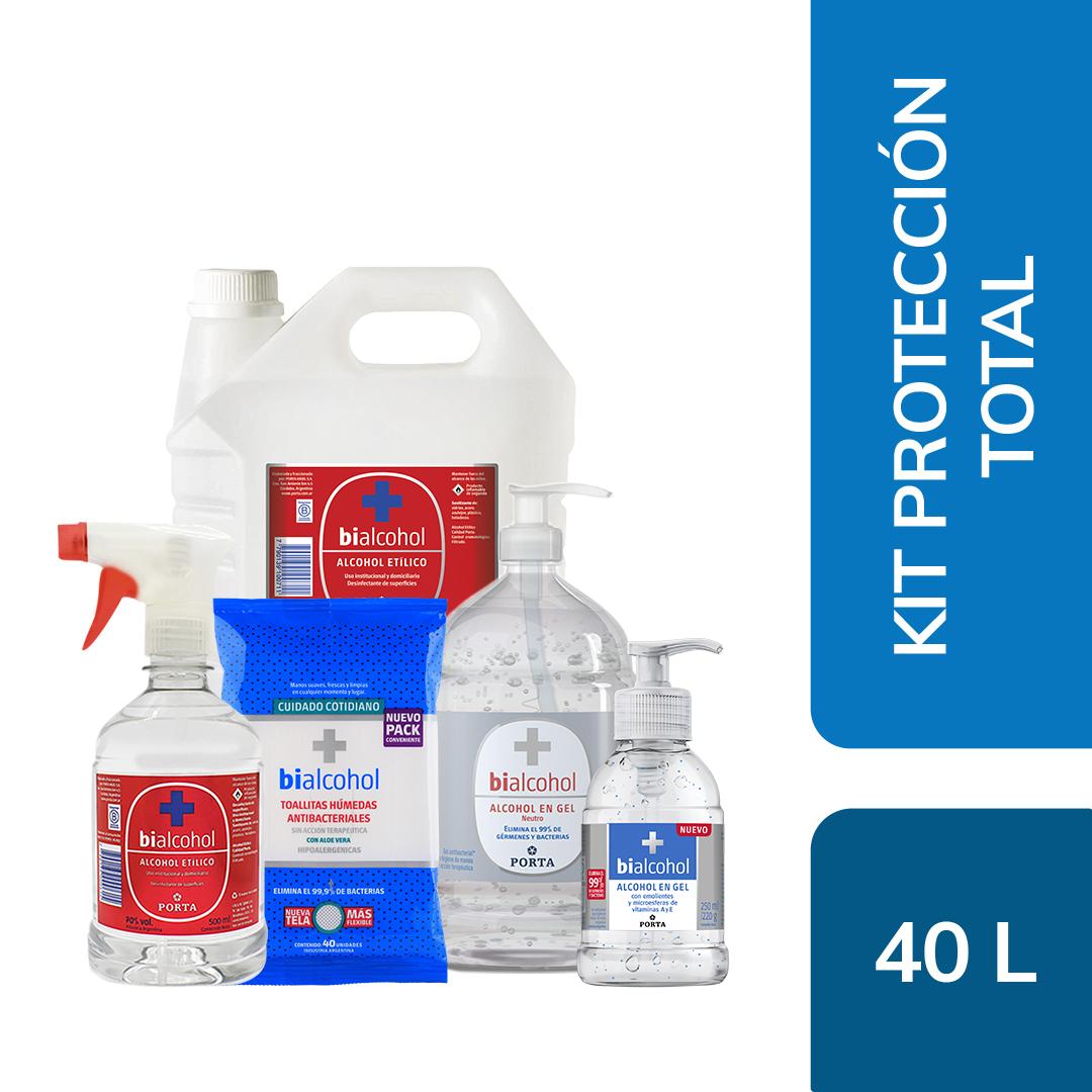 Kit Protección Total