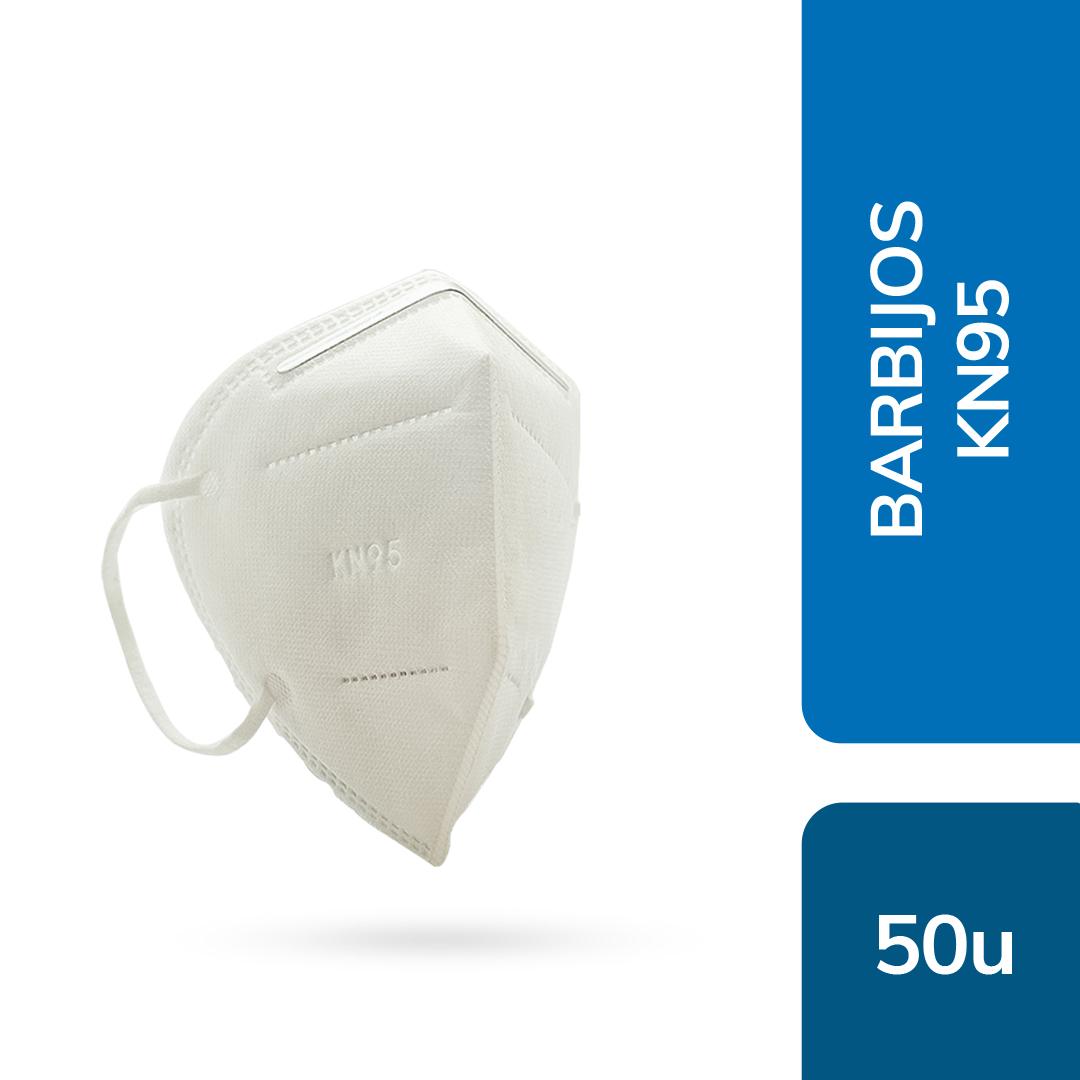 50 un. Barbijos KN 95